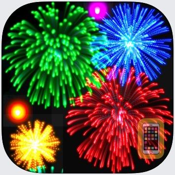 Real Fireworks Visualizer Pro by INNOVATTY, LLC (iPad)