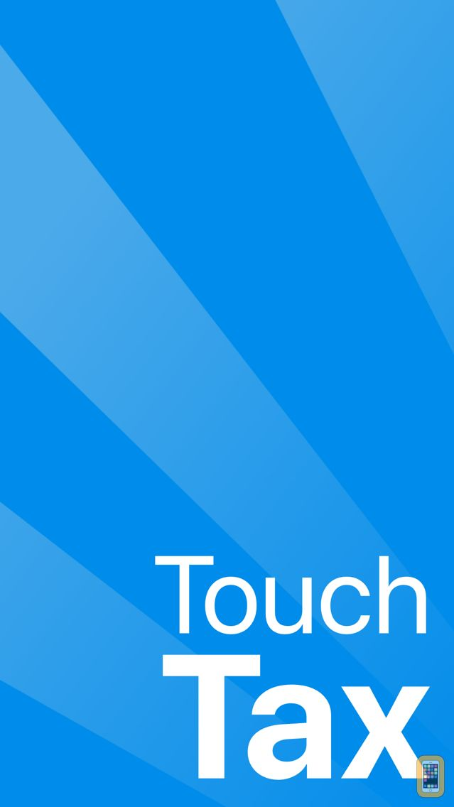 Screenshot - TouchTax