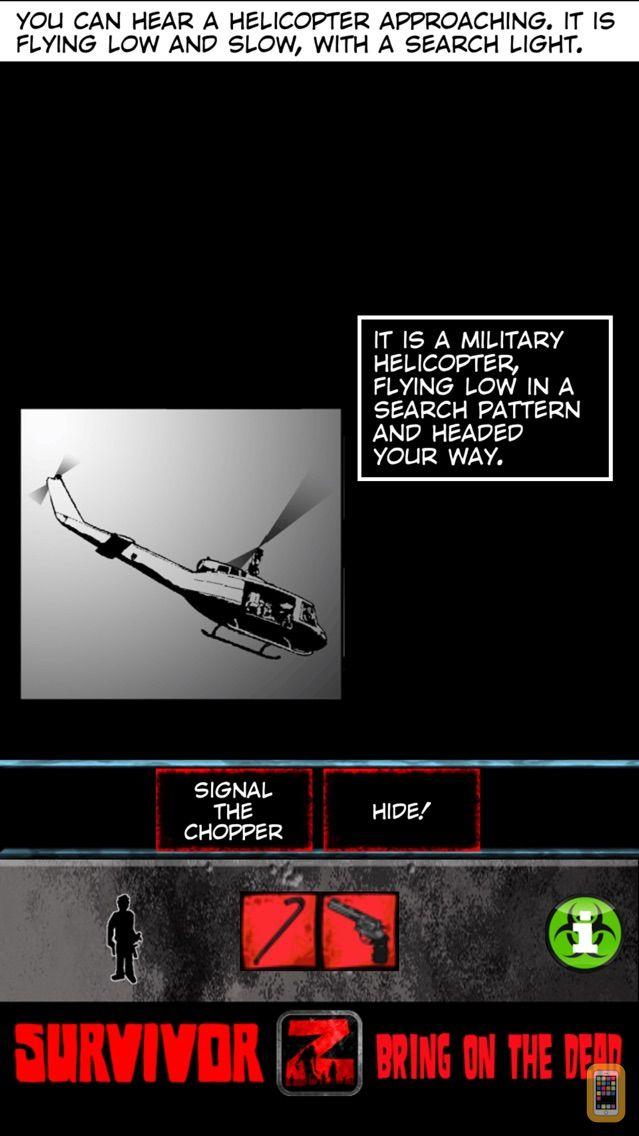 Screenshot - ZDAY Survival Simulator