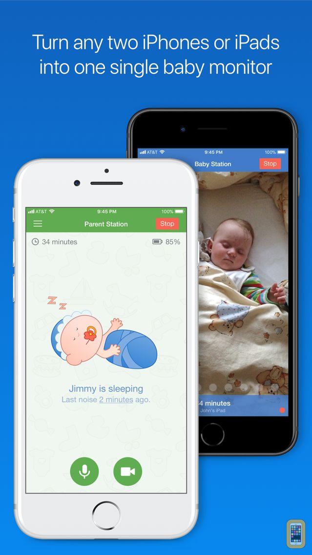 Screenshot - Baby Monitor 3G