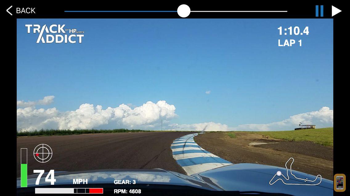 Screenshot - TrackAddict Pro