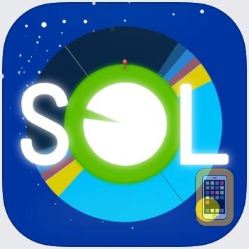 Sol: Sun Clock – Daylight Forecaster & Solar Alarm by Juggleware, LLC (Universal)