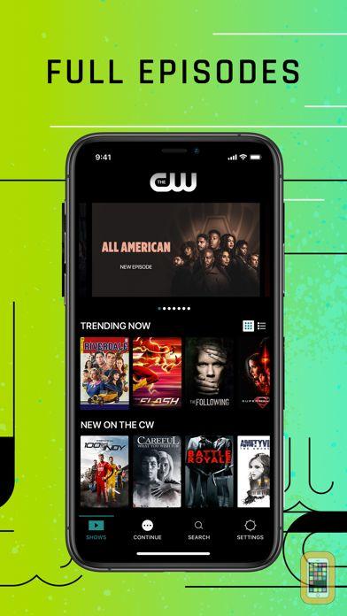 Screenshot - The CW