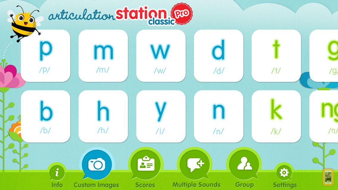 Screenshot - Articulation Station Pro