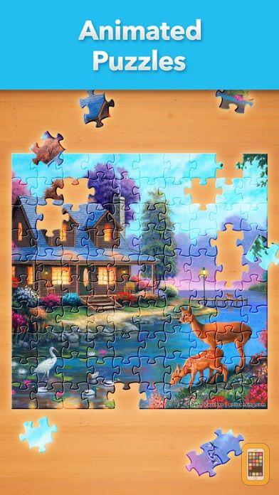Screenshot - Jigsaw Puzzle Pro