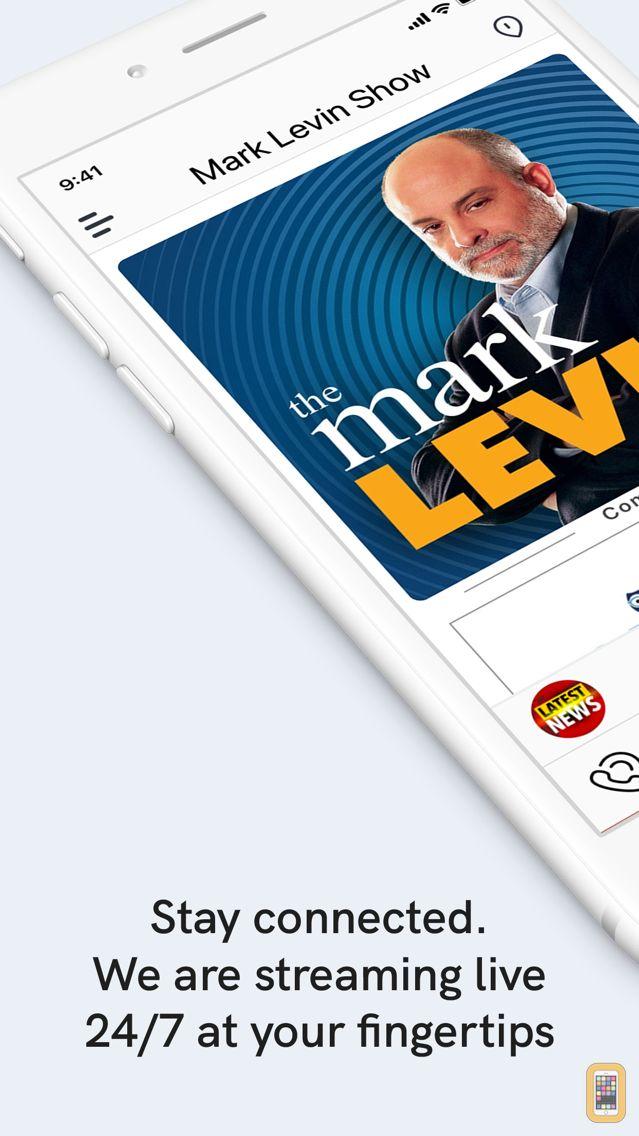 Screenshot - Mark Levin Show