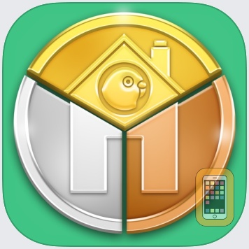 Home Budget Plan Pro by MoneyBudgie (iPhone)