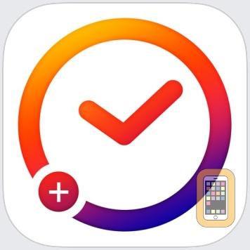 Sleep Time+ : Sleep Cycle Smart Alarm Clock, Sleep Tracker with Sleep Cycle Analysis and Soundscapes for Better Sleep by Azumio Inc. (iPhone)