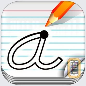 School Writing - learn the abc by demografix pty ltd (iPad)