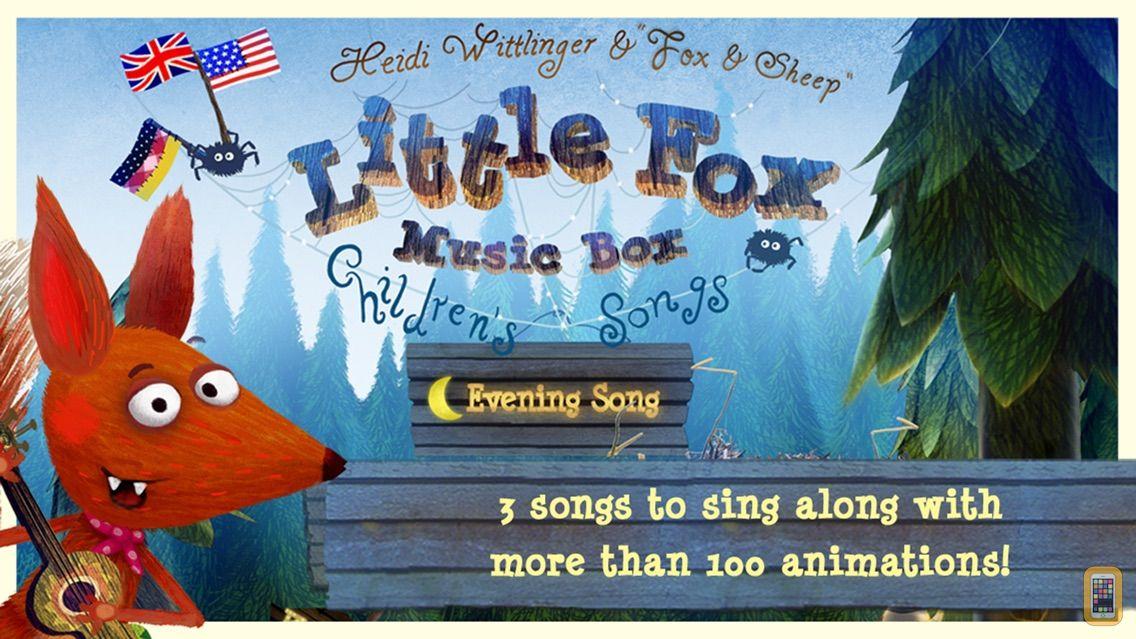 Screenshot - Little Fox Nursery Rhymes