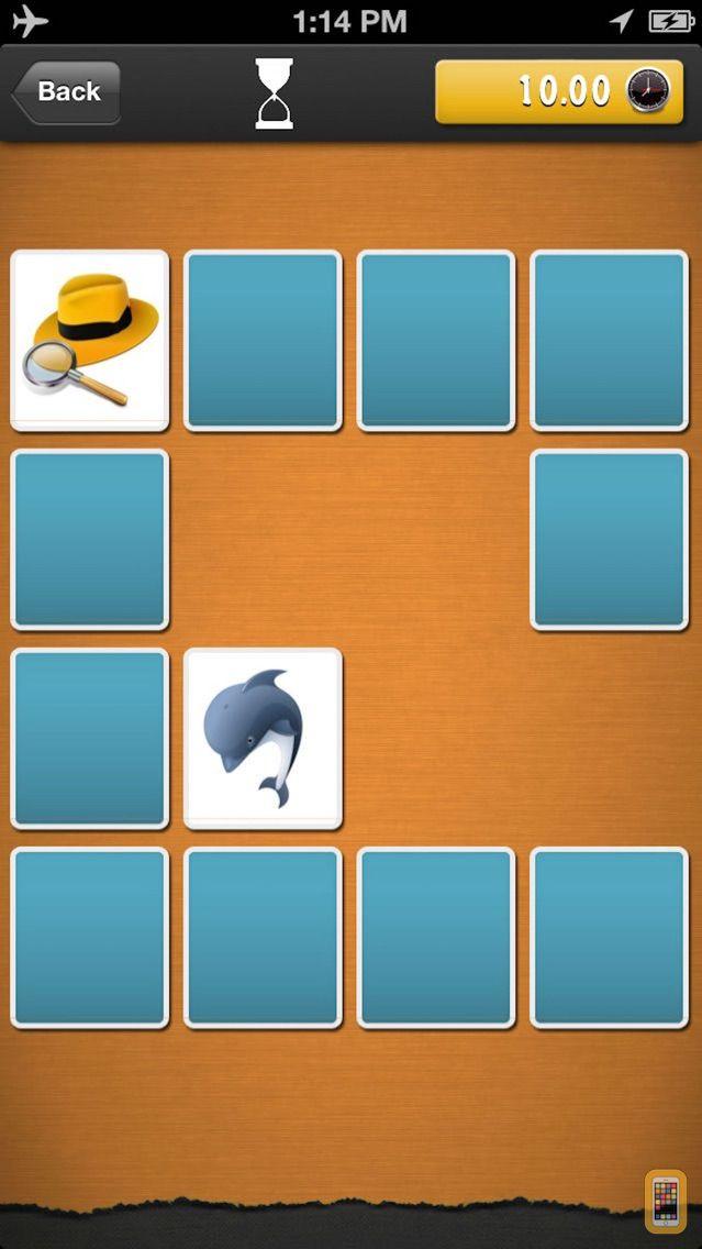 Screenshot - Memory Matches 2