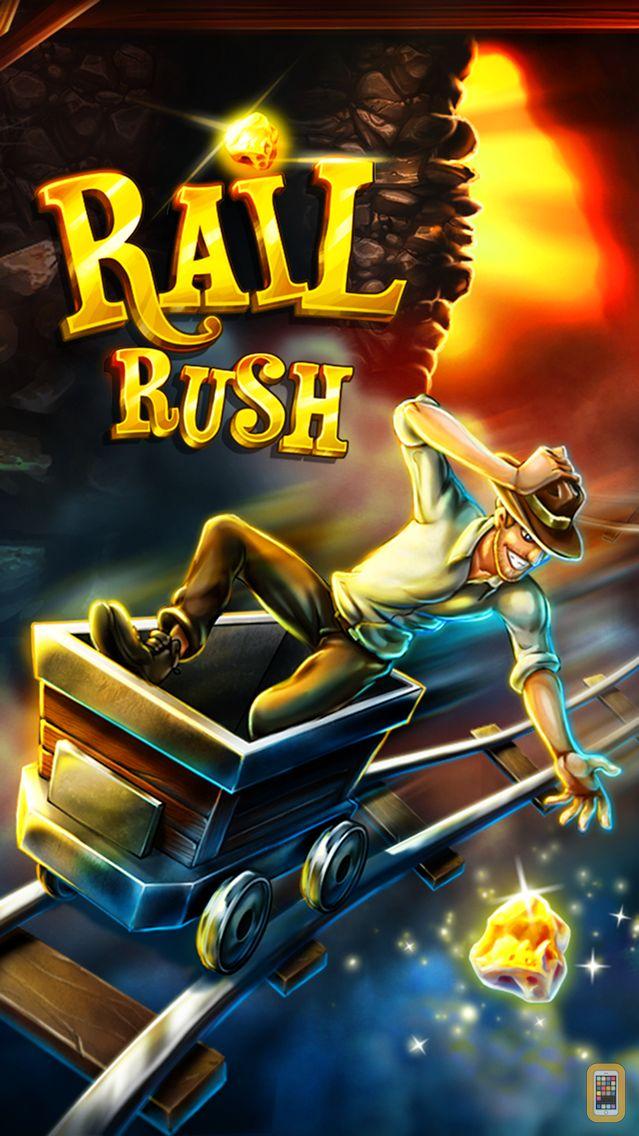 Screenshot - Rail Rush