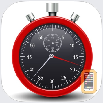 Ultimate Stopwatch by Pinetree Software (Universal)