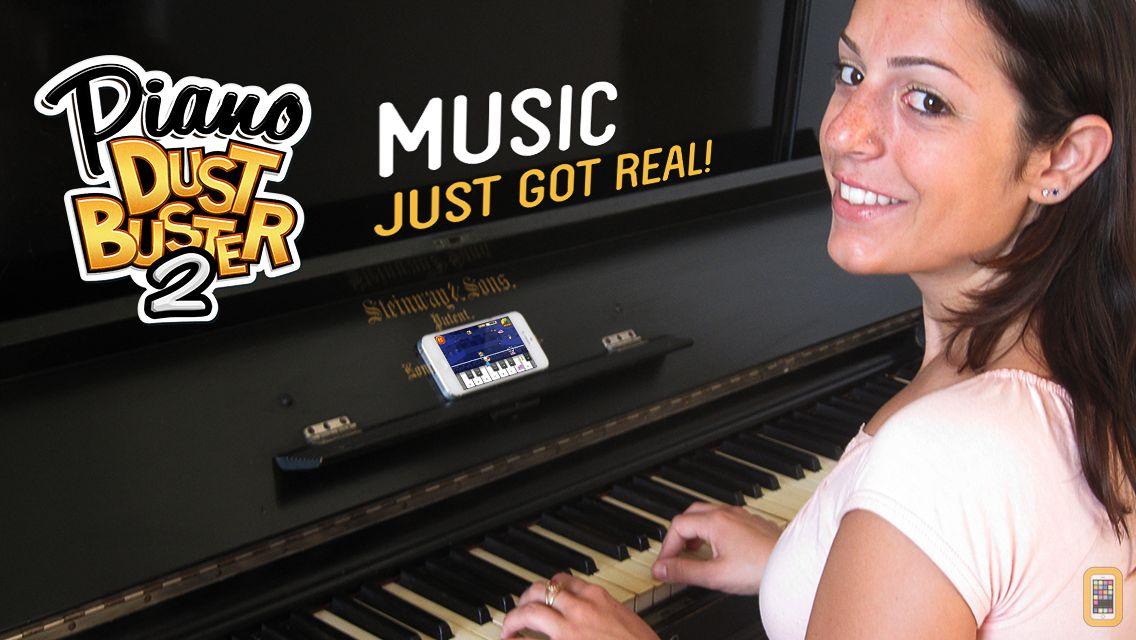 Screenshot - Piano Dust Buster by JoyTunes