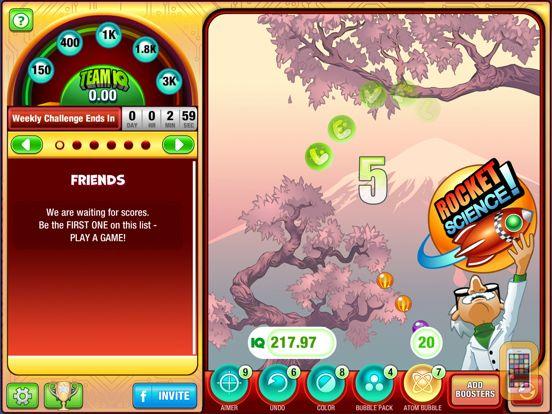 Screenshot - Bubbles IQ