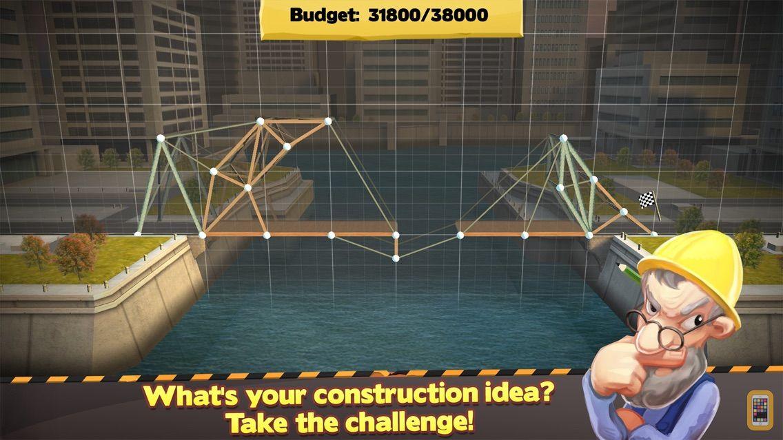 Screenshot - Bridge Constructor