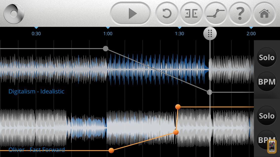 Screenshot - iMashup