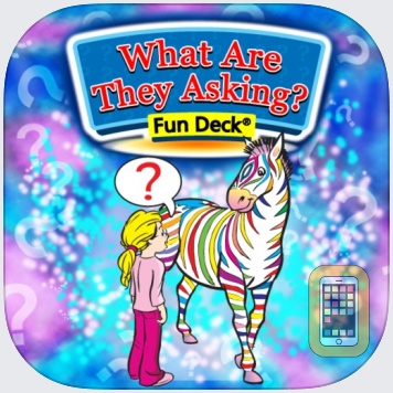What Are They Asking? Fun Deck by Super Duper Publications (Universal)