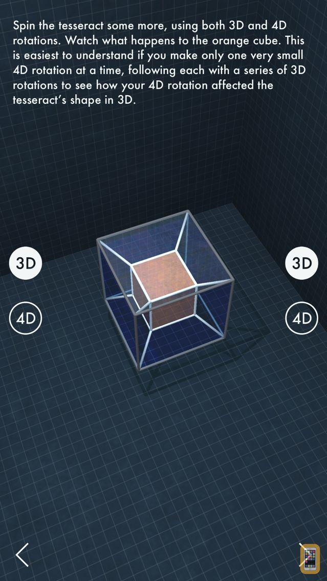 Screenshot - The Fourth Dimension
