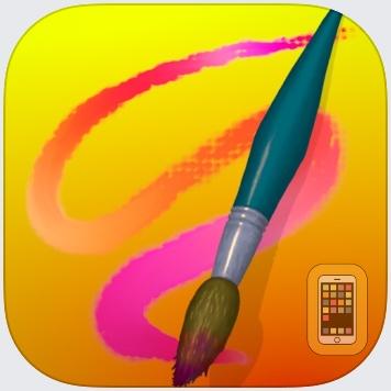 HuePaint by Norbyte (iPad)