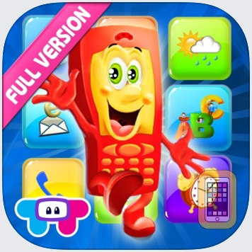 Phone for Play: Full Version by Kids Games Club by TabTale (Universal)