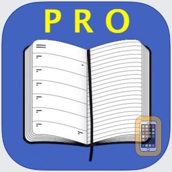 Work Diary Pro by SMC Analysts Ltd (iPhone)