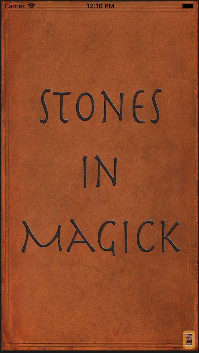 Screenshot - Stones in Magick