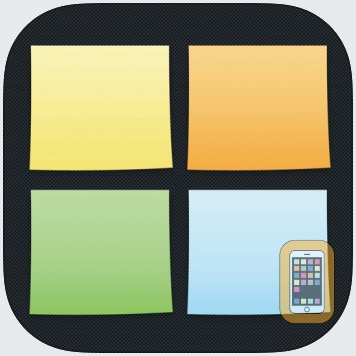 Sticky Notes by Rongrong Lai (iPad)