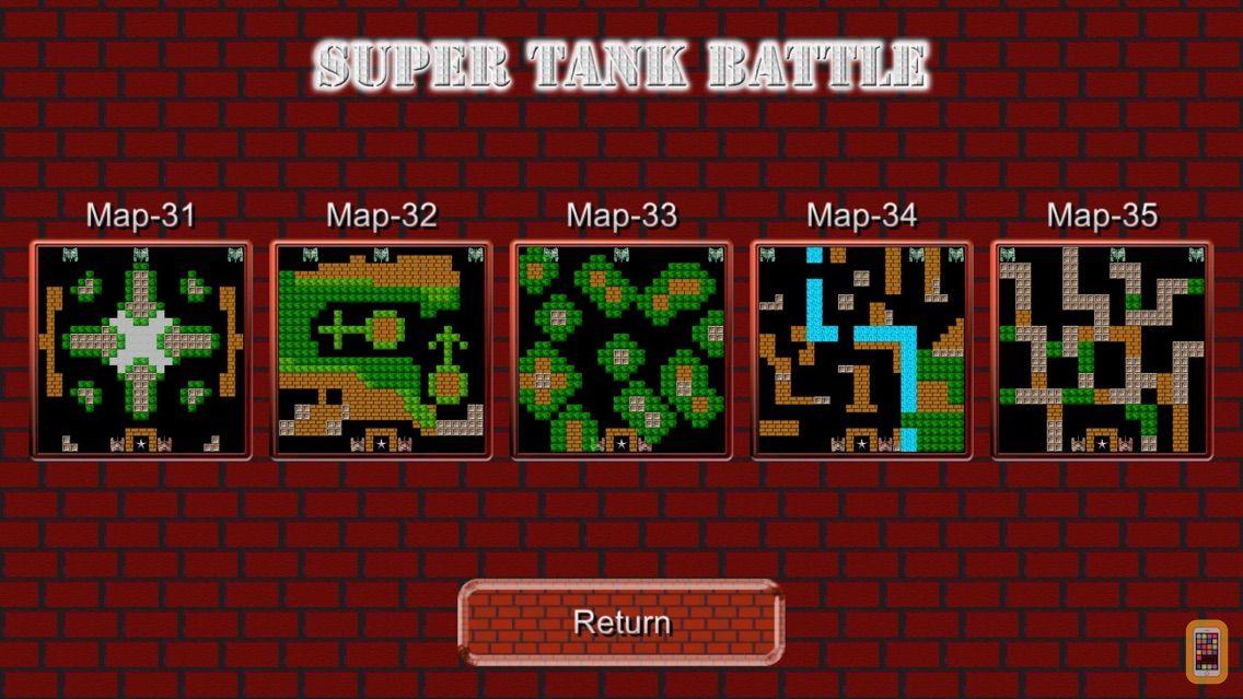 Screenshot - Super Tank Battle