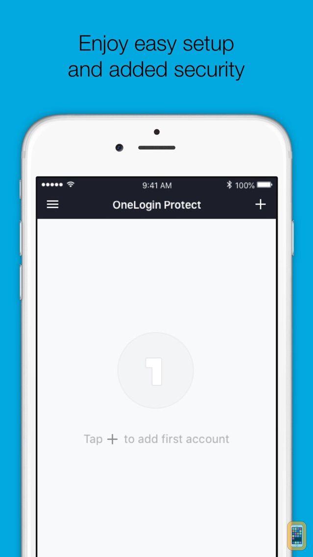 Screenshot - OneLogin Protect