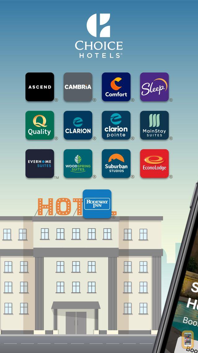 Screenshot - Choice Hotels : Book Hotels
