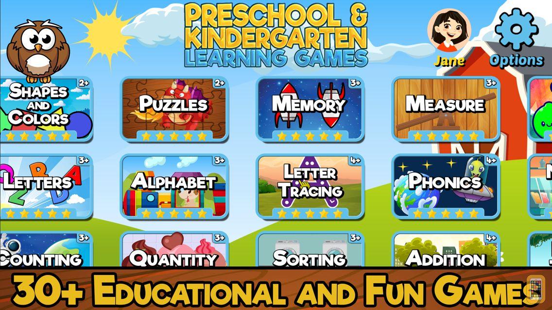 Screenshot - Preschool & Kindergarten Games