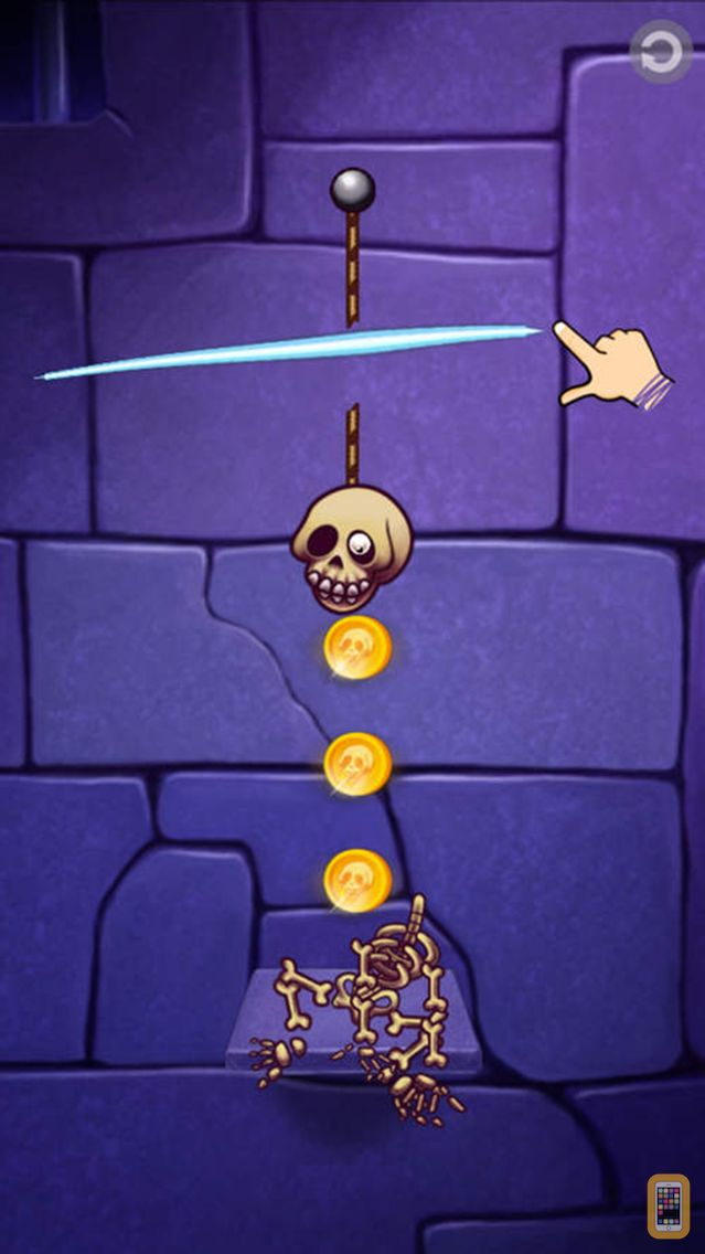 Screenshot - Where's My Head? Free by Top Free Games