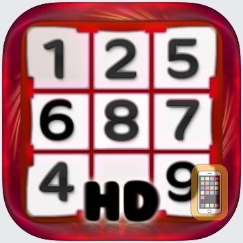 Sudoku Packs 2 HD by Thumb Wizards (iPad)