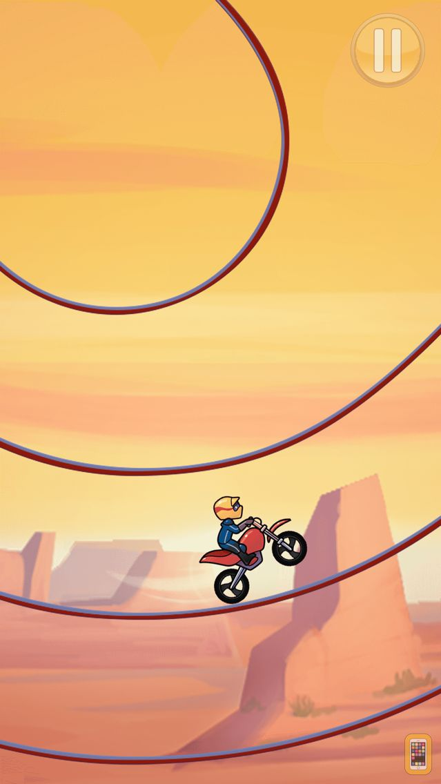 Screenshot - Bike Race: Motorcycle Racing