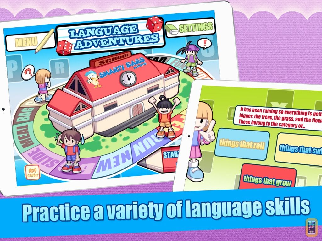 Screenshot - Language Adventures Pro