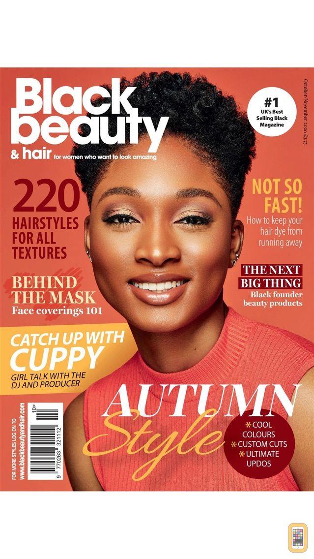 Screenshot - Black Beauty & Hair – the UK's No. 1 black magazine