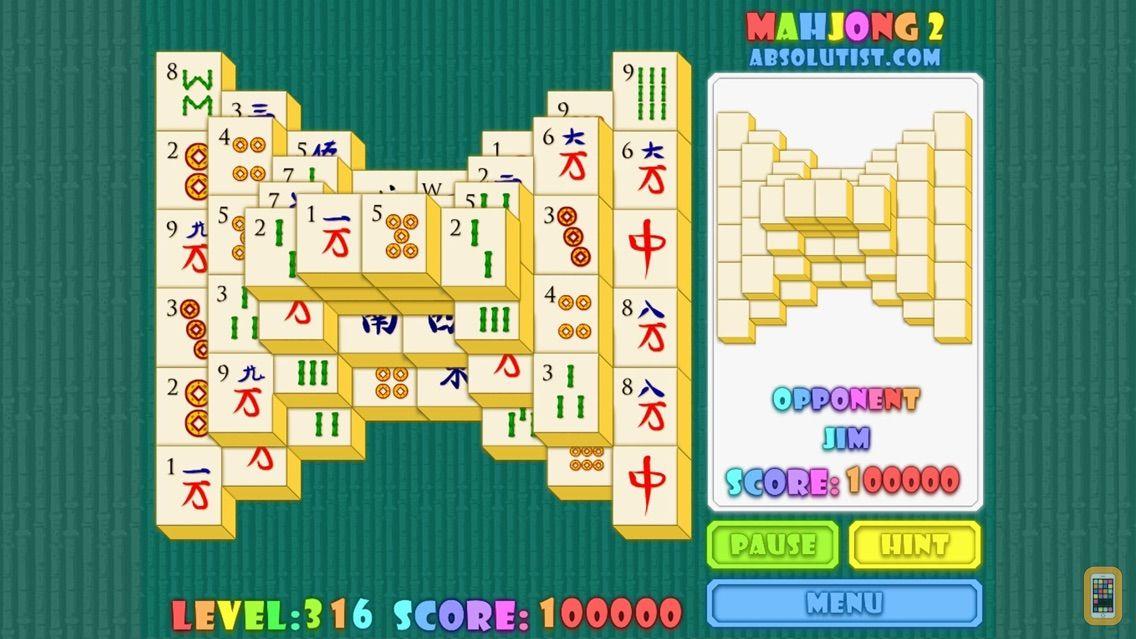 Screenshot - Mahjong 2: Hidden Tiles