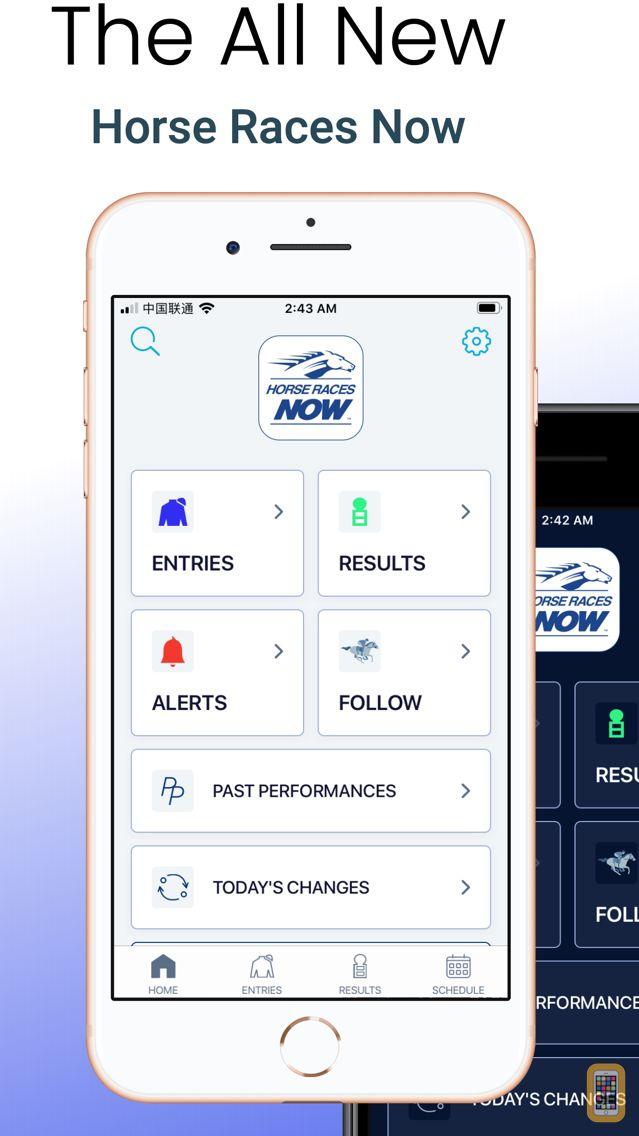 Screenshot - Horse Races Now