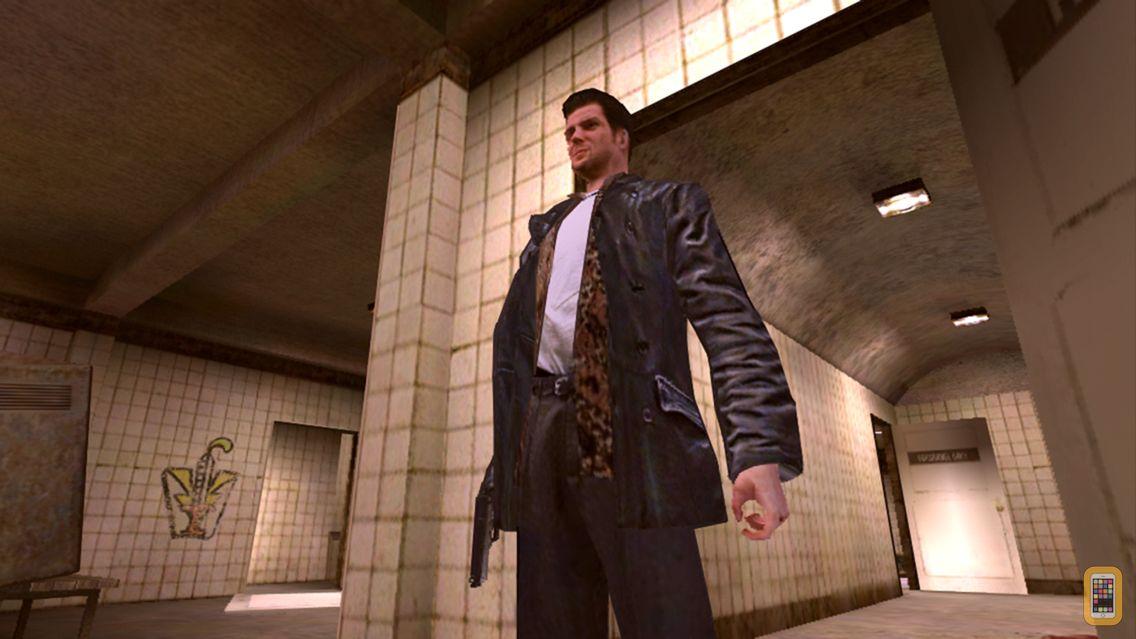 Screenshot - Max Payne Mobile