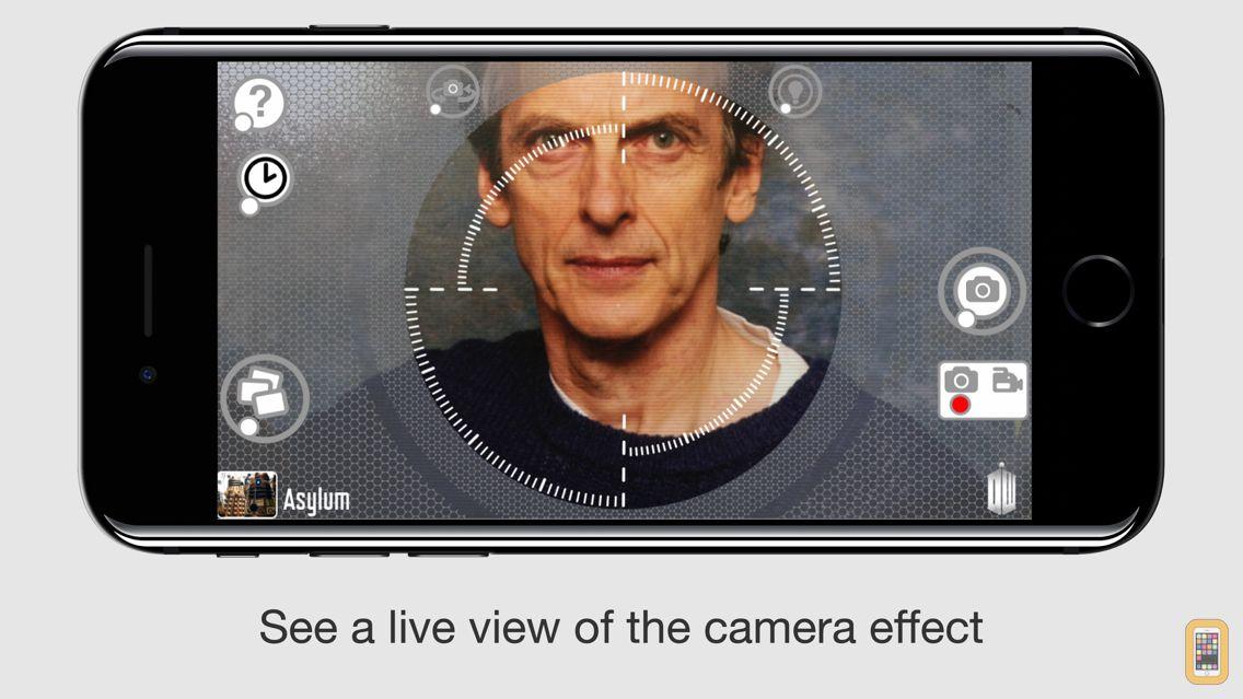 Screenshot - Doctor Who: EyeStalk