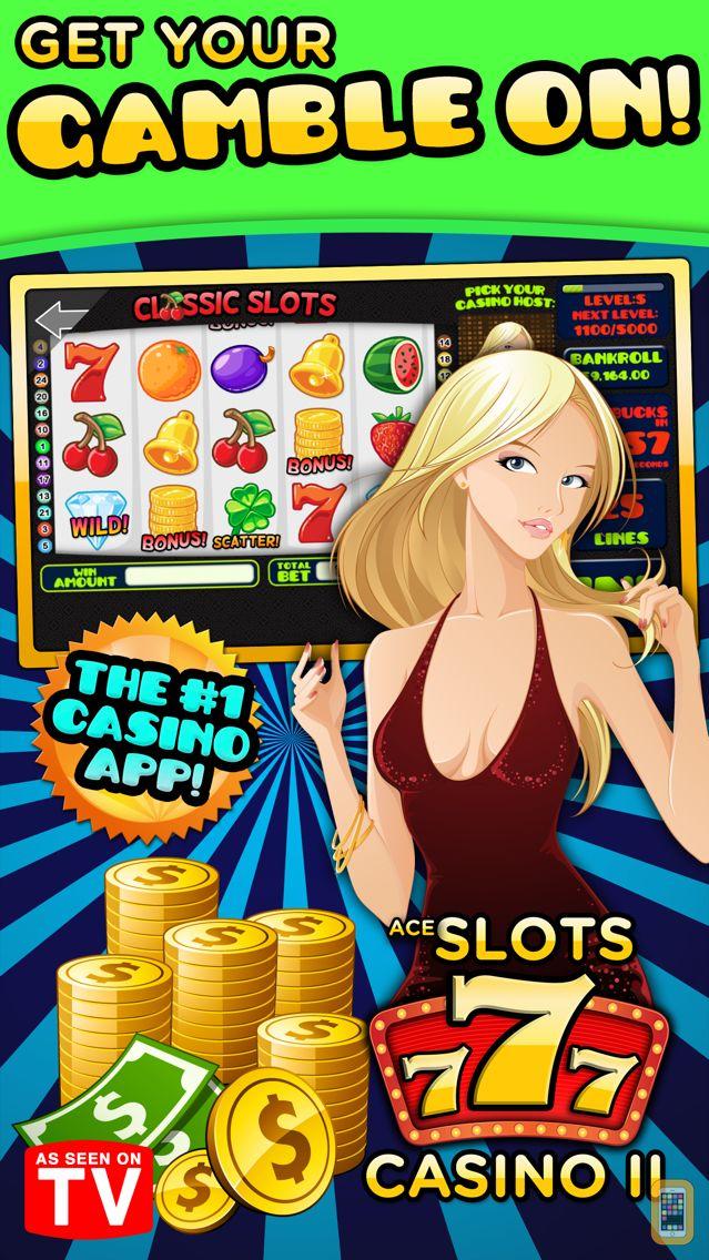 Screenshot - Ace Slots Machine Casino II