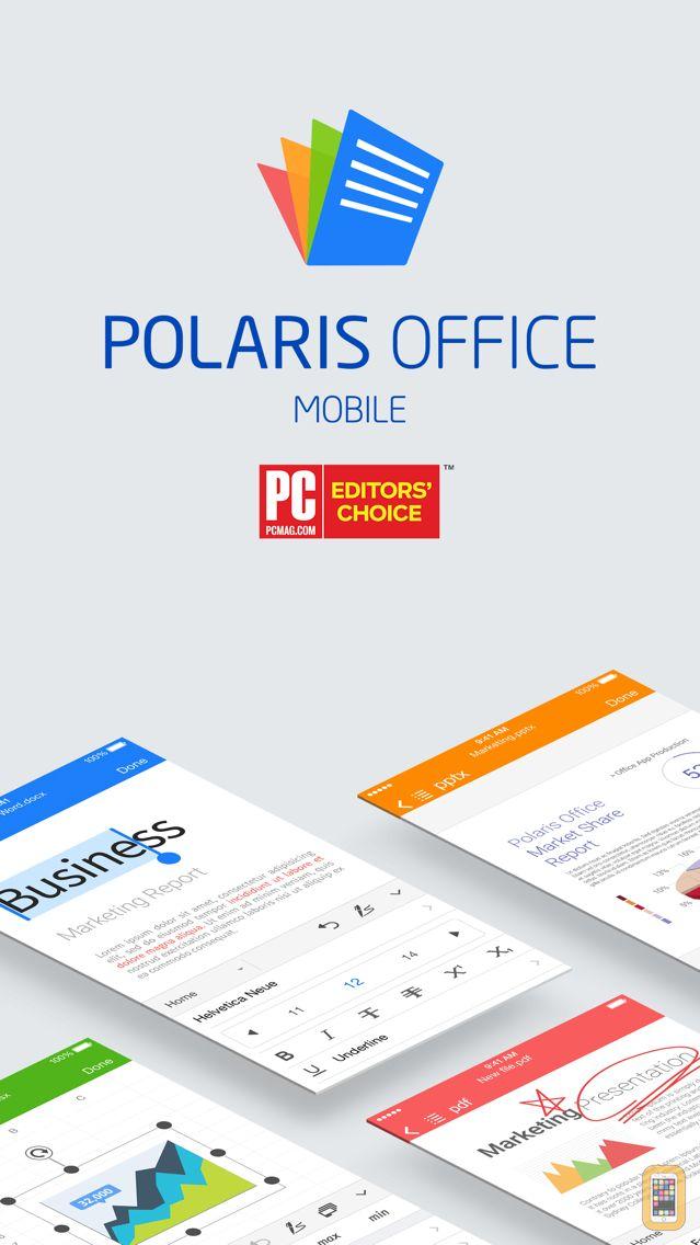 Screenshot - Polaris Office Mobile