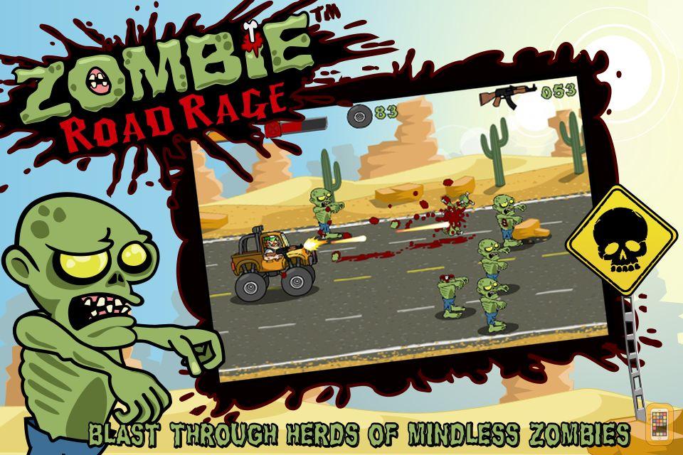 Screenshot - Zombie Road Rage
