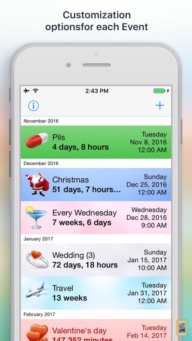 Screenshot - Reminder & Countdown Pro