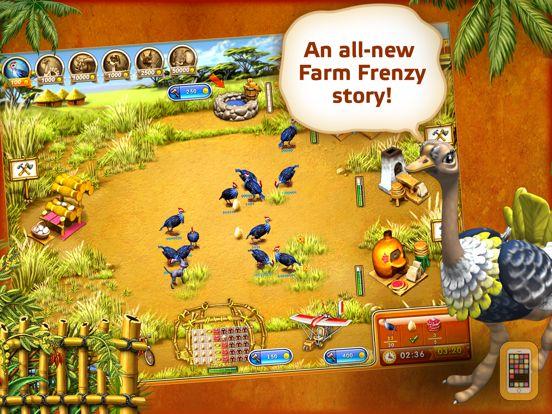 Screenshot - Farm Frenzy 3 Madagascar HD