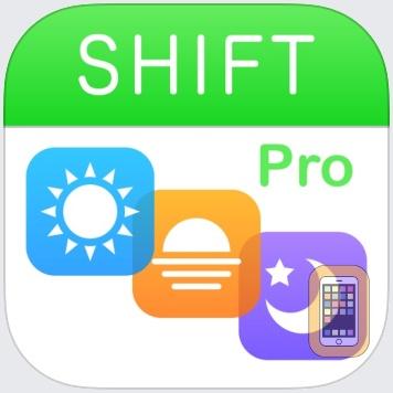 Shift Planning Calendar Pro by Kosuke Hamada (iPhone)
