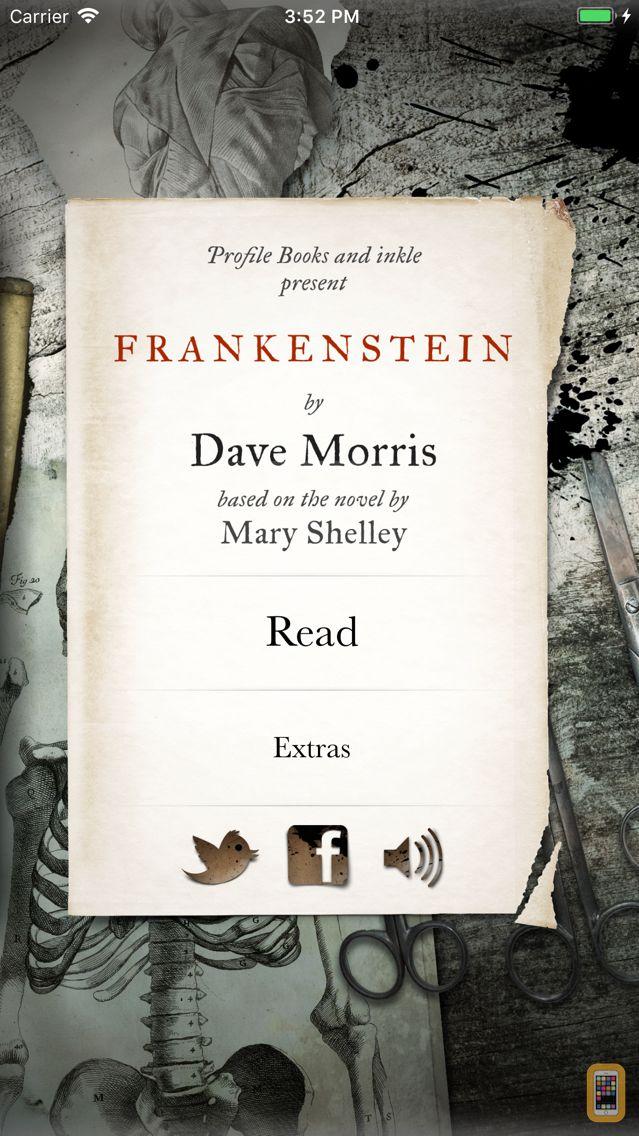 Screenshot - Frankenstein: Interactive
