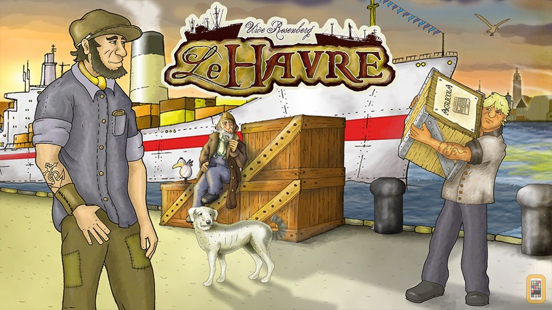 Screenshot - Le Havre (The Harbor)