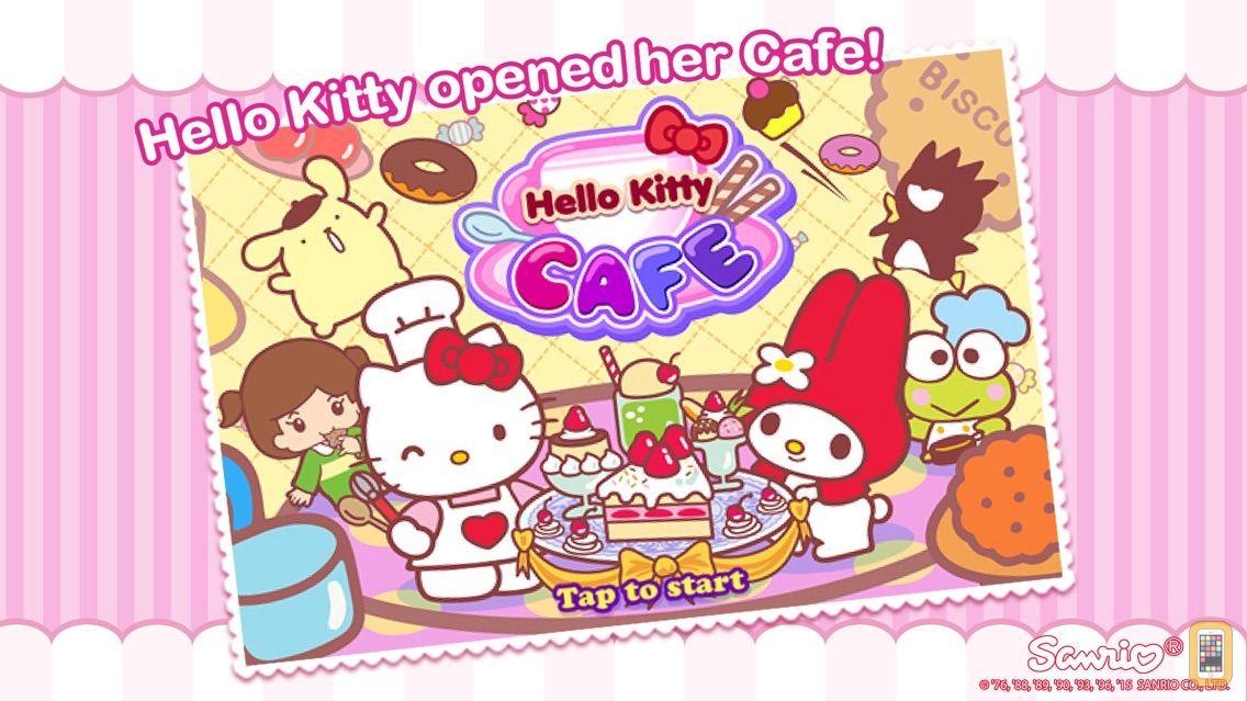Screenshot - Hello Kitty Cafe!